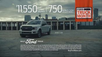 Ford Truck Month TV Spot, 'Get a Ford: Features' Song by The Heavy' [T2] - Thumbnail 9