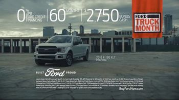 Ford Truck Month TV Spot, 'Get a Ford: Features' Song by The Heavy' [T2] - Thumbnail 8