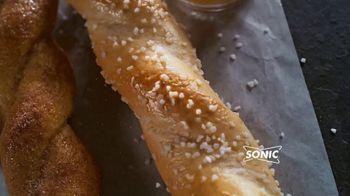 Sonic Sweet or Savory Pretzel Twists TV Spot, 'Told' - Thumbnail 1