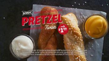 Sonic Sweet or Savory Pretzel Twists TV Spot, 'Told' - Thumbnail 10