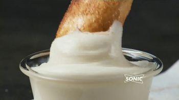 Sonic Sweet or Savory Pretzel Twists TV Spot, 'Told' - Thumbnail 5