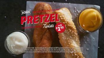 Sonic Sweet or Savory Pretzel Twists TV Spot, 'Told' - Thumbnail 9
