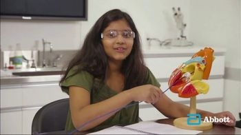 Abbott TV Spot, 'Young Girls in Science and Technology' - Thumbnail 1