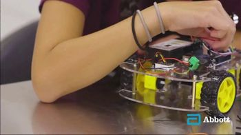 Abbott TV Spot, 'Young Girls in Science and Technology' - Thumbnail 3