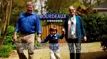 Independence USA PAC TV Spot, 'Carolyn Bourdeaux: Middle Class Tax Cuts' - Thumbnail 10