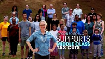 Independence USA PAC TV Spot, 'Carolyn Bourdeaux: Middle Class Tax Cuts' - Thumbnail 6