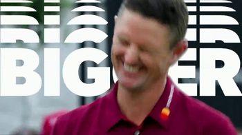 PGA TOUR TV Spot, 'Bigger, Bolder, Stronger' - Thumbnail 2