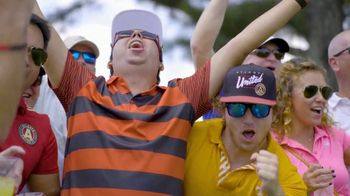 PGA TOUR TV Spot, 'Bigger, Bolder, Stronger'