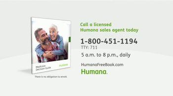 Humana Medicare Advantage Prescription Drug Plan TV Spot, 'All-in-One Plan' - Thumbnail 8