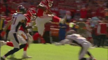 GEICO TV Spot, 'CBS Sports: Play of the Day: KC Chiefs' - Thumbnail 7