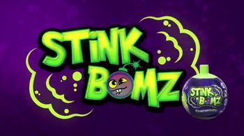 Stink Bomz Plush Toys TV Spot, 'Stinkiest Farties in Town'
