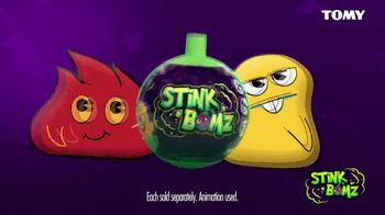 Stink Bomz Plush Toys TV Spot, 'Stinkiest Farties in Town' - Thumbnail 8