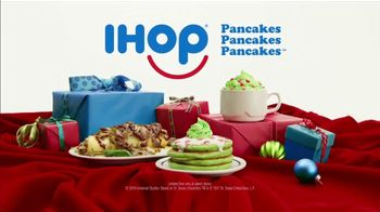 IHOP Grinch Pancakes TV Spot, 'Kids Eat Free' - Thumbnail 10
