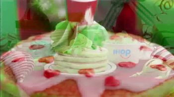 IHOP Grinch Pancakes TV Spot, 'Kids Eat Free' - Thumbnail 2