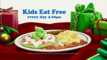 IHOP Grinch Pancakes TV Spot, 'Kids Eat Free' - Thumbnail 7