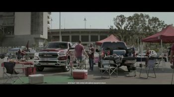 Ram Trucks Power Days TV Spot, 'Tailgating' [T2] - Thumbnail 2