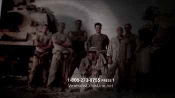 Veterans Crisis Line TV Spot, 'CBS: Seal Team' Featuring David Boreanaz - Thumbnail 5