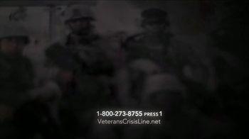 Veterans Crisis Line TV Spot, 'CBS: Seal Team' Featuring David Boreanaz - Thumbnail 6