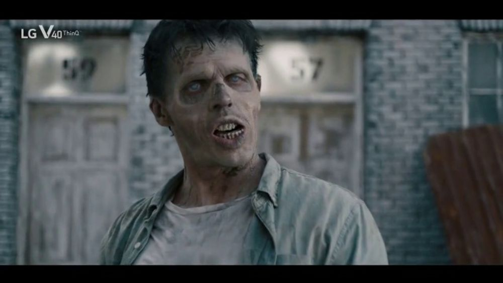 LG V40 ThinQ TV Commercial, 'Zombie Selfie' Song by Hot Chocolate - Video