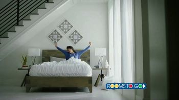 Rooms to Go TV Spot, 'Your Best Night's Sleep' - Thumbnail 1