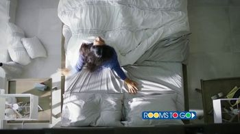 Rooms to Go TV Spot, 'Your Best Night's Sleep' - Thumbnail 2