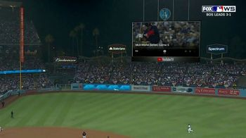 YouTube TV TV Spot, '2018 World Series Game 5: Stretch Your Legs' - Thumbnail 1
