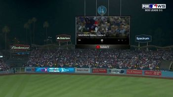 YouTube TV TV Spot, '2018 World Series Game 5: Stretch Your Legs' - Thumbnail 2