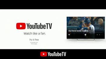 YouTube TV TV Spot, '2018 World Series Game 5: Home Run' - Thumbnail 9