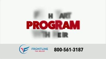 Frontline Tax Relief TV Spot, 'Fresh Start'