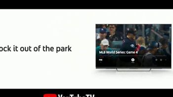 YouTube TV TV Spot, '2018 World Series Game 4: Out of the Park' - Thumbnail 2
