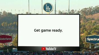 YouTube TV TV Spot, YouTube TV TV Spot, '2018 World Series Game 4: Game Ready' - 1 commercial airings