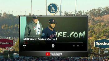 YouTube TV TV Spot, YouTube TV TV Spot, '2018 World Series Game 4: Game Ready' - Thumbnail 2