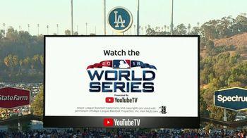 YouTube TV TV Spot, YouTube TV TV Spot, '2018 World Series Game 4: Game Ready' - Thumbnail 6