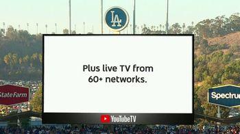 YouTube TV TV Spot, YouTube TV TV Spot, '2018 World Series Game 4: Game Ready' - Thumbnail 7