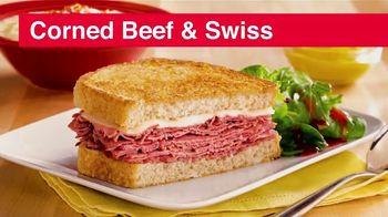 Big Boy Pick-2 $6.99 TV Spot, 'Soup, Sandwiches & Salads' - Thumbnail 3