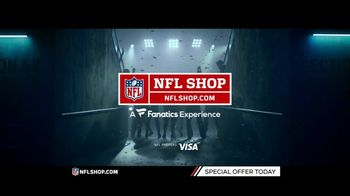 NFL Shop TV Spot, 'Gearing Up: Special Offer' - Thumbnail 10