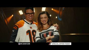 NFL Shop TV Spot, 'Gearing Up: Special Offer' - Thumbnail 2