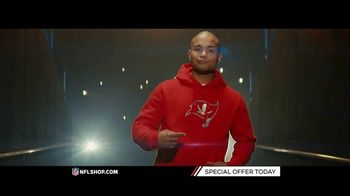 NFL Shop TV Spot, 'Gearing Up: Special Offer' - Thumbnail 3