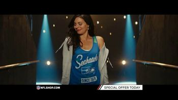NFL Shop TV Spot, 'Gearing Up: Special Offer'