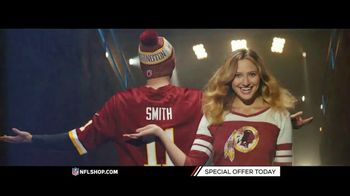 NFL Shop TV Spot, 'Gearing Up: Special Offer' - Thumbnail 8