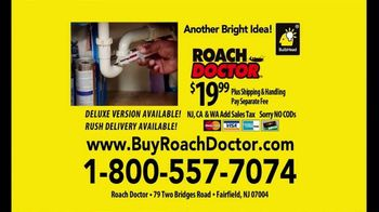 Roach Doctor TV Spot, 'Stop the Nightmare' - Thumbnail 10