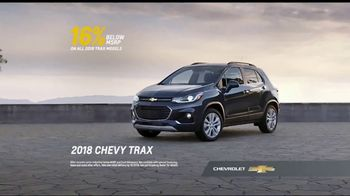 2018 Chevrolet Trax TV Spot, 'New Couple' [T2] - 775 commercial airings