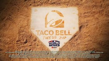 Taco Bell Steal a Base, Steal a Taco TV Spot, 'MTV: Siesta Key Talks Baseball' Featuring Juliette Porter, Kelsey Owens - Thumbnail 8