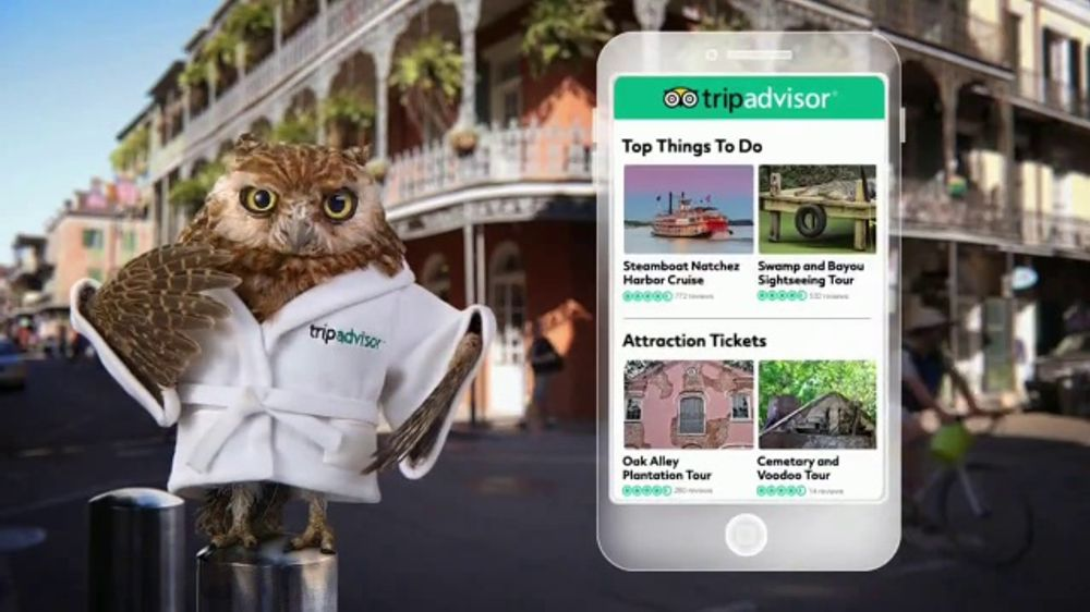 TripAdvisor TV Commercial, 'Smooth Sailing New Orleans: 10 Percent Off'