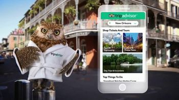 TripAdvisor TV Spot, 'Smooth Sailing New Orleans: 10 Percent Off'