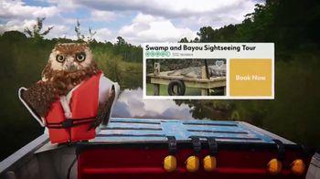 TripAdvisor TV Spot, 'Smooth Sailing New Orleans: 10 Percent Off' - Thumbnail 5