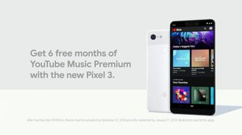 Google Pixel 3 TV Spot, 'Meet Google Pixel 3' Song by BNGRS - Thumbnail 10