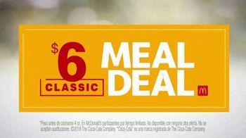 McDonald's $6 Classic Meal Deal TV Spot, 'Ganador' [Spanish] - Thumbnail 4