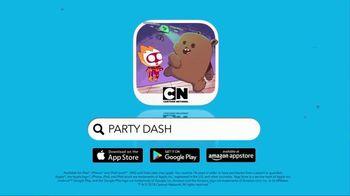 Cartoon Network Party Dash TV Spot, 'Crash Back' - Thumbnail 9