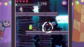 Cartoon Network Party Dash TV Spot, 'Crash Back' - Thumbnail 5